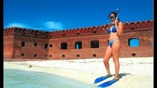 Dry Tortugas/Fort Jefferson, Key West, FL - Travel Thru History Show