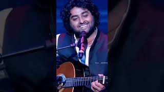 tumhi ho | Aashiqui 2 | Arijit Singh stage performance | youtuber short video | Gulzar official ❤️
