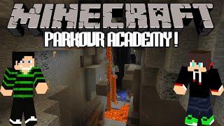 Minecraft: Parkour Academy w/ Dyzio