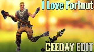 I Can Edit Like CEEDAY On Phone!! *Fortnite Battle Royale*