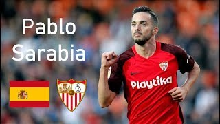 Pablo Sarabia - Underrated - Amazing Goals, Skills, Assists, Dribbles, and Passes 2018-2019