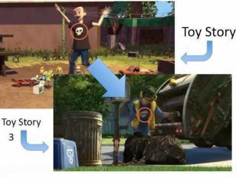 Sid From Toy Story (Then & Now) - YouTube