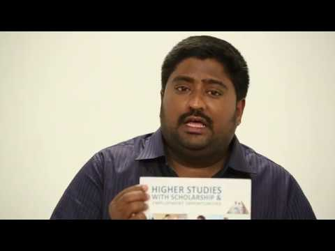 Higher Studies with Scholarship & Employment opportunities by Mohamed Rabik
