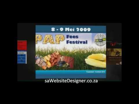 Web Designer South Africa