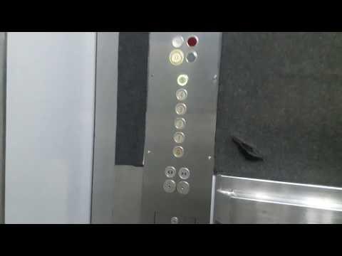 Schindler Freight Elevators @ CentralPlaza Rama 2, Bangkok