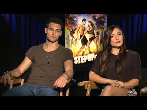 Ryan Guzman & Briana Evigan Step Up Ultimate Playlist Ident