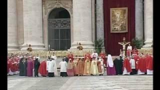 Pogrzeb Papieża Jana Pawła II Modlitwa Patriarchów Katolickich Kościołów Wschodnich