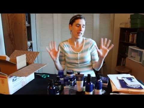 NYR Organic Enrollment Kit Unboxing