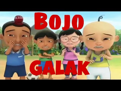 BOJO GALAK - Nella Kharisma Unofficial Music Video Versi Upin Ipin Plus Lirik Full