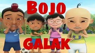 BOJO GALAK - Nella Kharisma Unofficial Music Video Versi Upin Ipin Plus Lirik Full