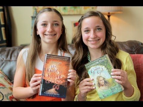 April Book Review Brooklyn and Bailey  YouTube - Cute Girls Hairstyles Instagram