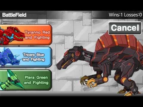 Игра Комбинат! Дино робот стегоцер онлайн Combine! Dino