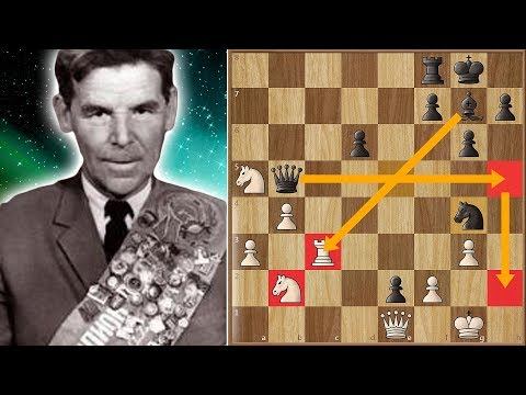 A Clash of Chess Legends - Lilienthal vs Nezhmetdinov