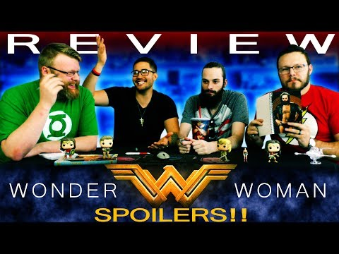 Wonder Woman 2017 IN- DEPTH MOVIE DISCUSSION!! (SPOILERS!)