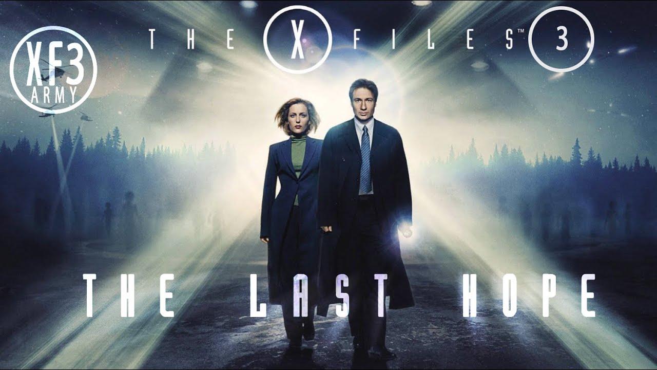 The X-files 3 Movie Trailer