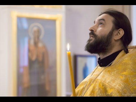 (ВИДЕО) Проповедь прот. Андрея Ткачёва на воскресное евангельское чтение