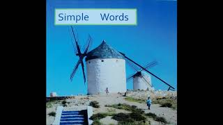 Simple Words(荒 正也)