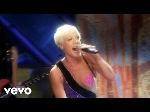 P!nk  Funhouse PCM Stereo Edited