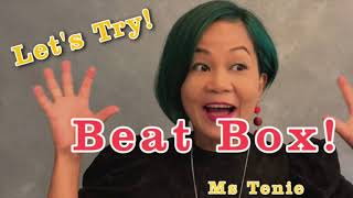 Beat Box with just 3 SOUNDS!