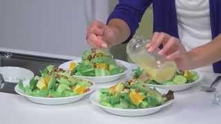 Chicken Salad With Orange Vinaigrette
