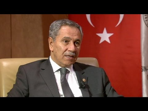 euronews interview - Turkish deputy PM defiant in drilling row