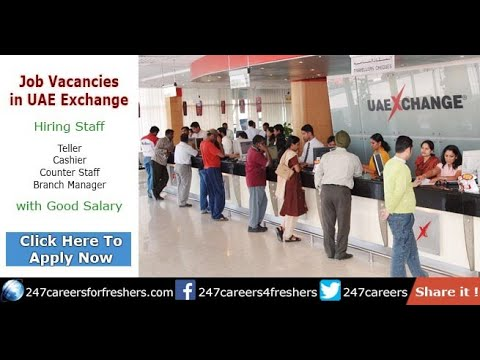 How To Find & Apply For UAE Exchange Careers In Dubai And Across UAE?