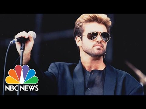 George Michael Discusses Coming Out In 2004 Interview With Matt Lauer   Flashback   NBC News