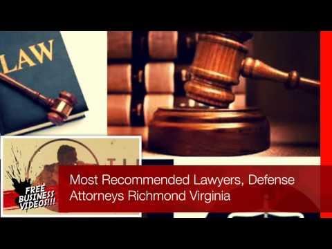 BEST LAWYERS Defense Recommended DUI Attorneys Richmond Virginia www.MediaVizual.com