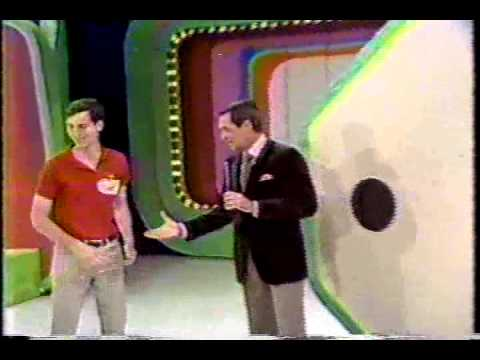 The Price is Right - Frank Fay in 1981 (first time on tv) aka OsbornTramain