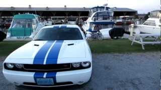 HEMI Challenger R/T Classic Ride - Goodbye To Summer :-(
