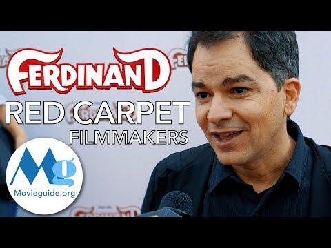 FERDINAND Red Carpet feat: Filmmakers