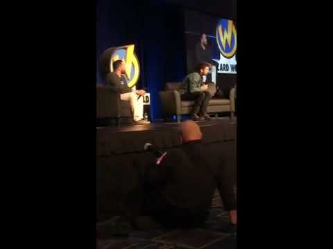 sebastian stan panel at wizard world philly!!!!! spoiler alerts probably!!!