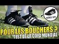 Vraiment une chaussure de boucher ? - Test adidas Copa Mundial (-150€) - footpack.