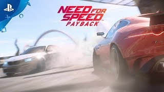 Need For Speed Payback - Customization Trailer | PS4