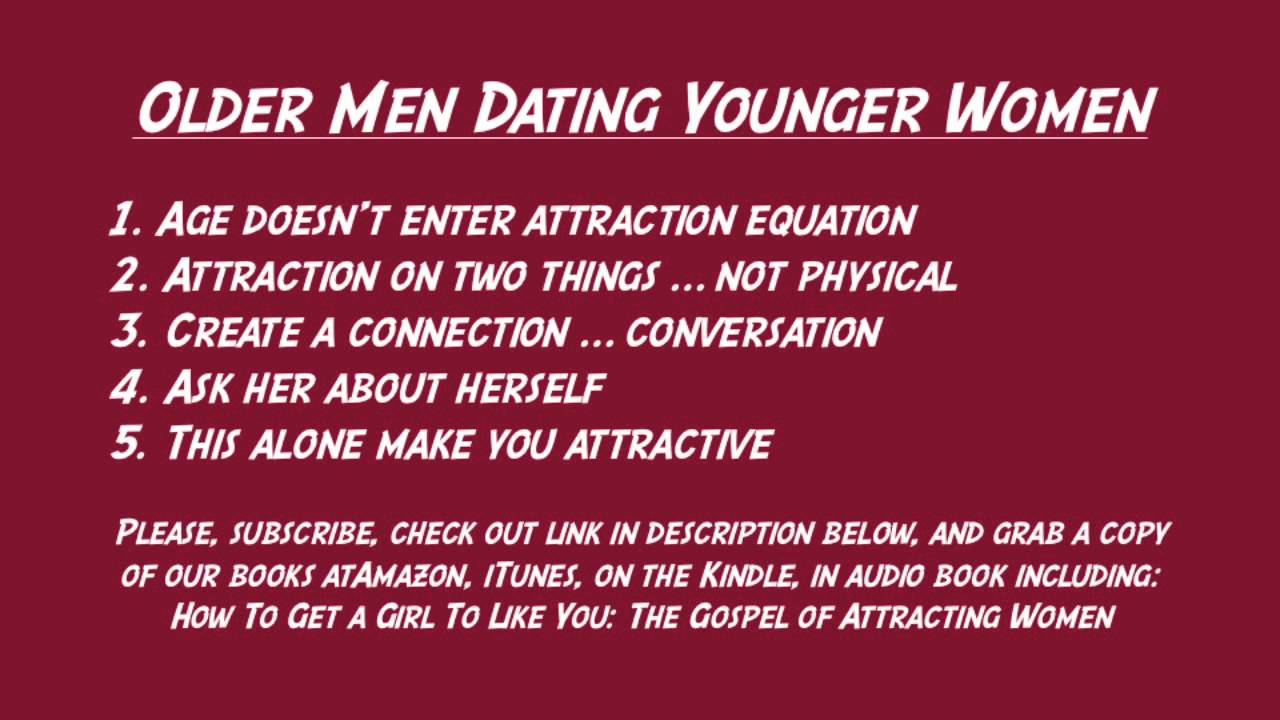 equation for dating someone younger