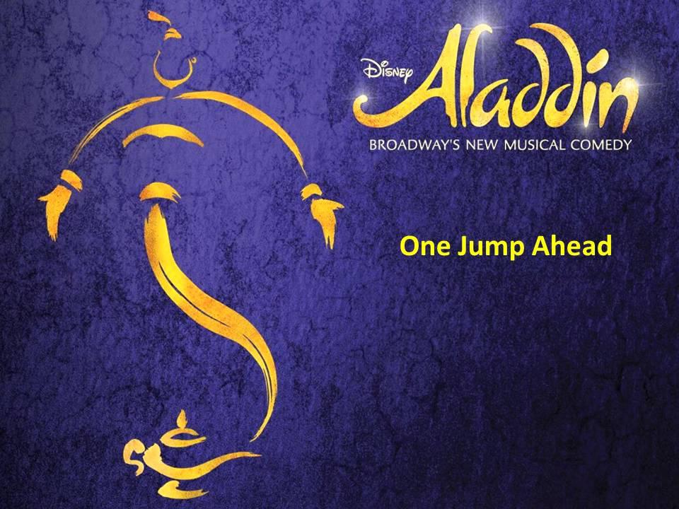 lyrics to aladdins one jump ahead karaoke