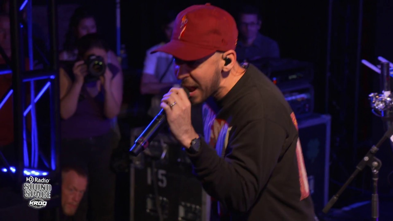 Running From My Shadow (Live at KROQ HD Radio Sound Space) - Mike Shinoda