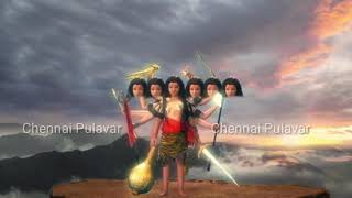 Gambar cover Tamil kadavul murugan title song