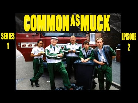Common as Muck S01E02 Keeping the Refuse Tender