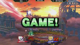 ESV Smash 4 Weekly #5 - LAGr   Spam Cop (Cloud, Mario) vs Dantu (Mewtwo, Bayonetta) - Winner's Semis