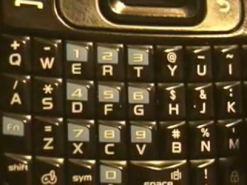 Samsung A177 at&t prepaid cellphone