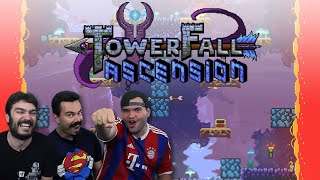 Towerfall Ascension (Gameplay) | ROBOVISION 2000
