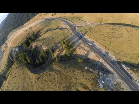 Romania road trip (from tricopter)