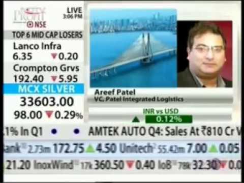 Patel Integrated Logistics | Business Outlook | NDTV Profit | The 2:30 Factor | 30 Nov 2015