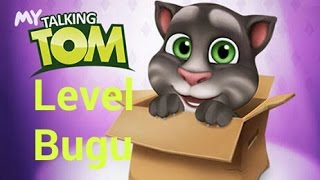 My Talking Tom Seri Level Atlama Bugu ! Resimi