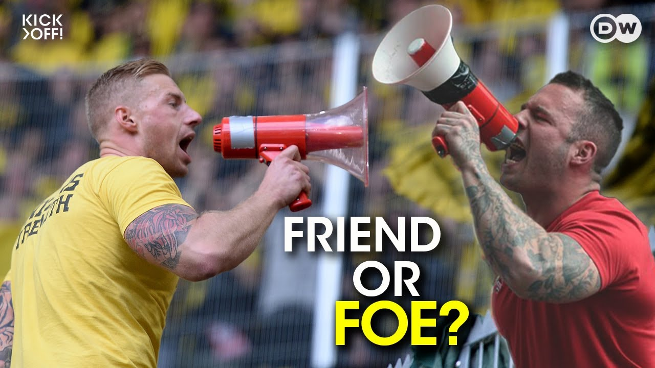 HOW enemies become friends | The weirdconcept of fan-friendships
