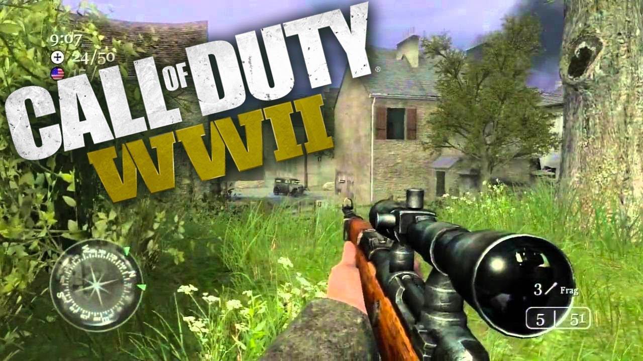 *NEW* Call of Duty: WW2 Pre-Order Bonus \