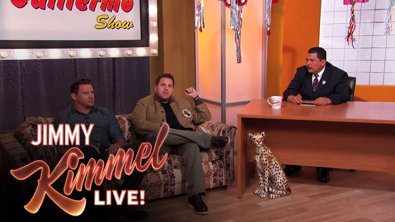The Guillermo Show with Jonah Hill & Channing Tatum - The Guillermo Show with Jonah Hill & Channing Tatum