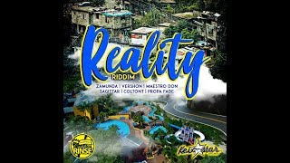 T.A. - Reality Riddim Mix (Cashflow Rinse & KevStar Records 2018)  @TAriginalremix