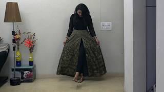 In Hindi - Wedding special kurti Haul: Part 4 || All Party Wear Kurti,Anarkali's & LIBAS Reviews